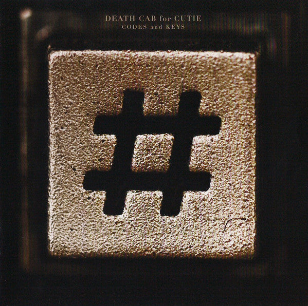 Death Cab For Cutie - Codes And Keys (CD, Album) - NEW