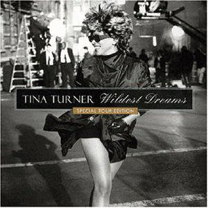 Tina Turner - Wildest Dreams (CD, Album, Spe) - USED