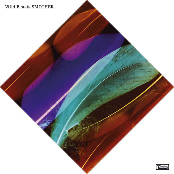 Wild Beasts - Smother (CD, Album) - USED