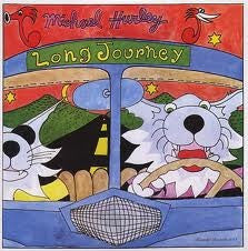 Michael Hurley - Long Journey (LP, Album, RE) - NEW
