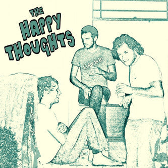 The Happy Thoughts - The Happy Thoughts (LP) - NEW