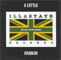 Various - A Little Darker (CD, Comp) - USED