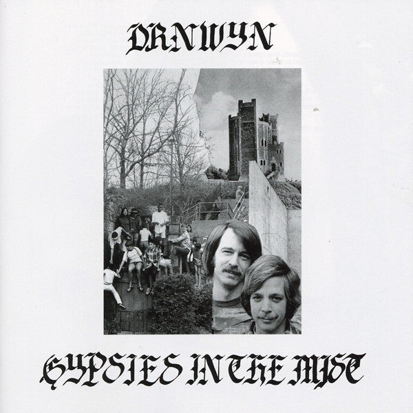 Drnwyn - Gypsies In The Mist (CD, Album, RE, Unofficial) - USED