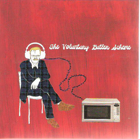 The Voluntary Butler Scheme - The Chevreul EP (CD, EP, Promo) - USED
