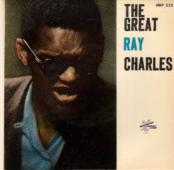 "Ray Charles - The Great Ray Charles (7"", EP) - USED"
