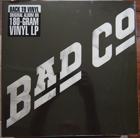 Bad Company (3) - Bad Company (LP, Album, RE, RM, 180) - NEW