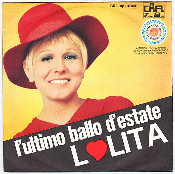 "Lolita (10) - L'Ultimo Ballo D'Estate (7"") - USED"