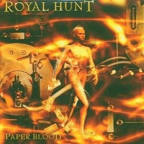 Royal Hunt - Paper Blood (CD, Album) - NEW