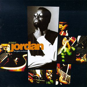 Ronny Jordan - The Quiet Revolution (CD, Album) - USED