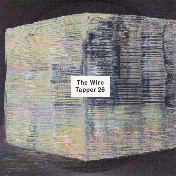 Various - The Wire Tapper 26 (CD, Comp) - USED