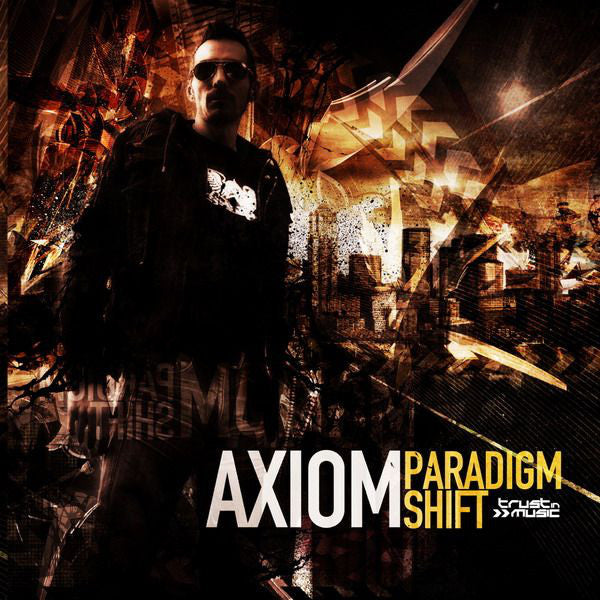 Axiom (7) - Paradigm Shift (CD, Album) - NEW