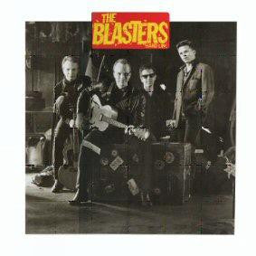 The Blasters - Hard Line (LP, Album) - USED