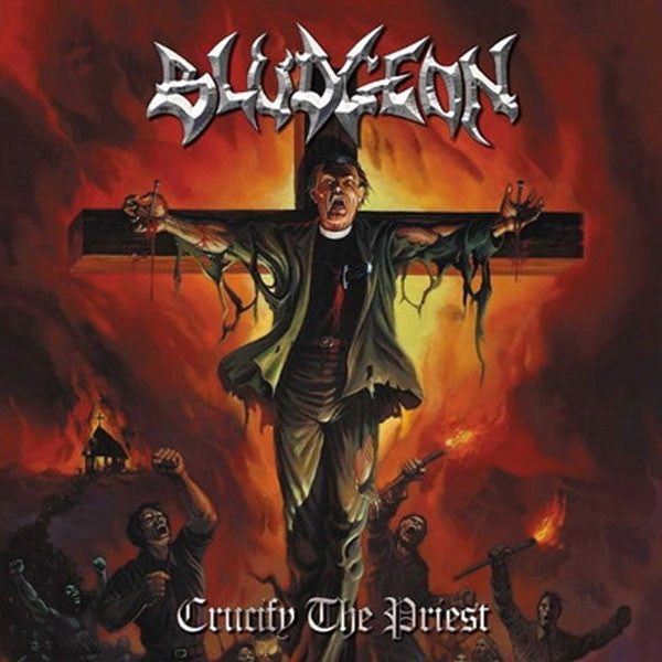Bludgeon - Crucify The Priest (CD, Album) - USED