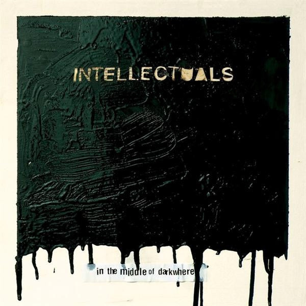 The Intellectuals - In The Middle Of Darkwhere (LP, Album, Ltd, Red) - NEW