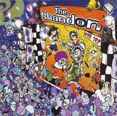 Shandon - Nice Try (CD, Album, RE) - USED