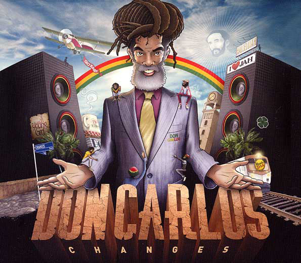 Don Carlos (2) - Changes (CD, Album) - USED