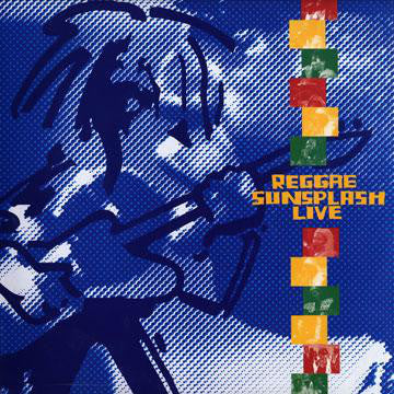 Various - Reggae Sunsplash Live (LP, Comp) - USED
