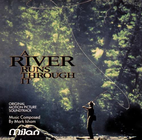 Mark Isham - A River Runs Through It (CD, Album) - USED