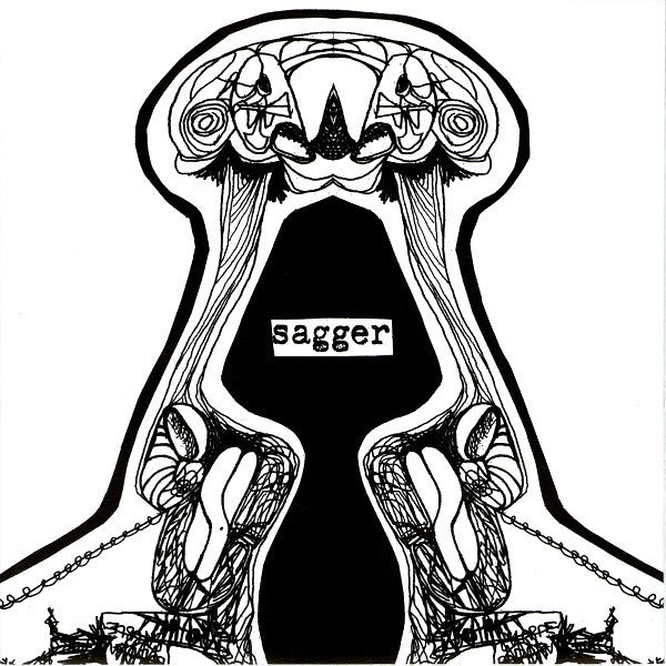 "Sagger - Archidoxes Of Magic (7"", Ltd) - USED"