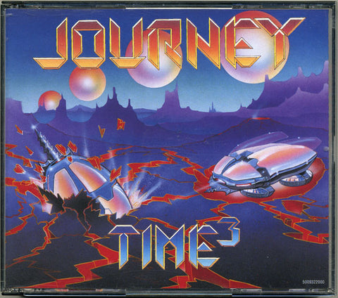 Journey - Time 3 (3xCD, Comp, RE) - USED