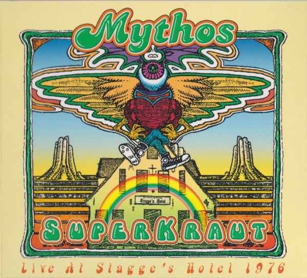 Mythos (4) - Superkraut - Live At Stagge's Hotel 1976 (CD, Album) - NEW