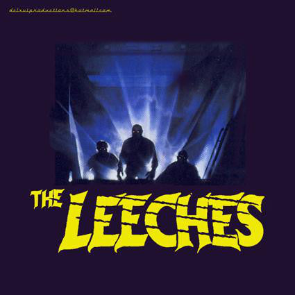 "The Leeches (2) - The Leeches (7"") - USED"