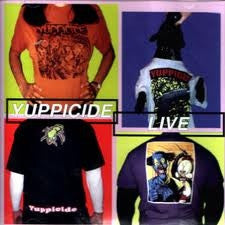 Yuppicide - Live (LP) - USED