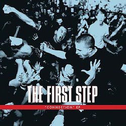 "The First Step - Connection EP (7"", EP, Whi) - USED"