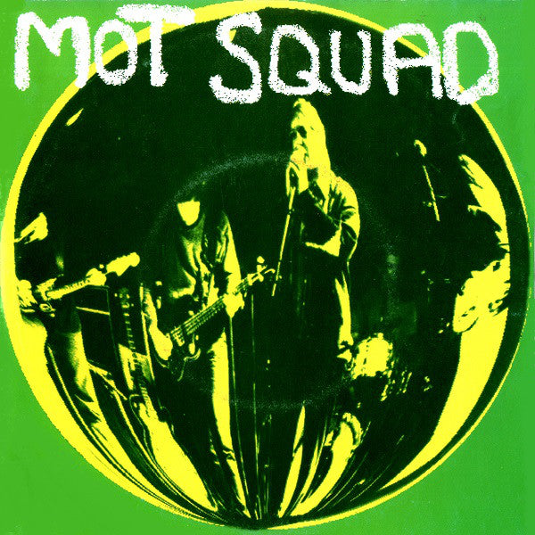 "Mot Squad - I Feel Love (7"", Single) - USED"