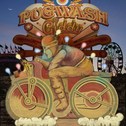 Pugwash (2) - Giddy (CD, Comp, RM) - USED