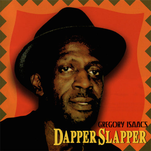 Gregory Isaacs - Dapper Slapper (CD, Album) - USED