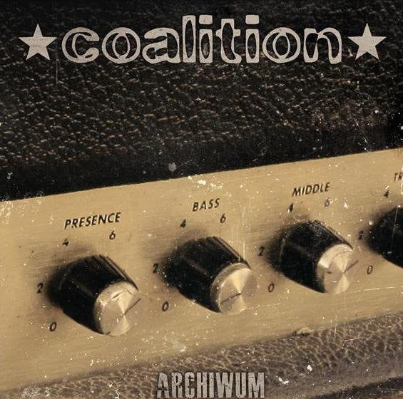 Coalition (8) - Archiwum (LP, Comp, RM, Gre) - USED