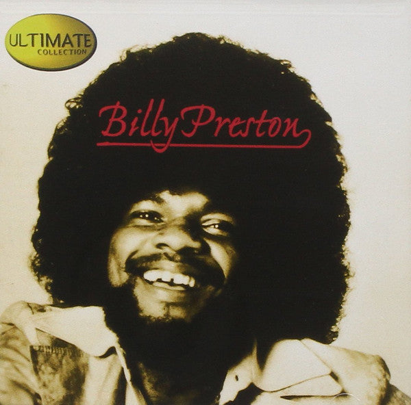 Billy Preston - Ultimate Collection (CD, Comp) - USED