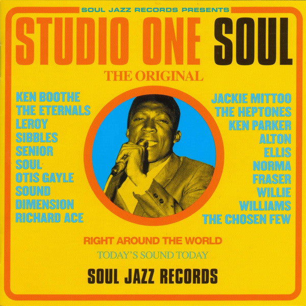 Various - Studio One Soul (CD, Comp) - NEW