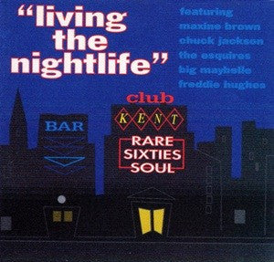 Various - Living The Nightlife (CD, Comp) - USED