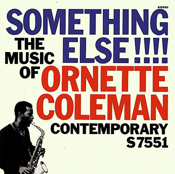 Ornette Coleman - Something Else!!!! (CD, Album, RE, RM) - NEW