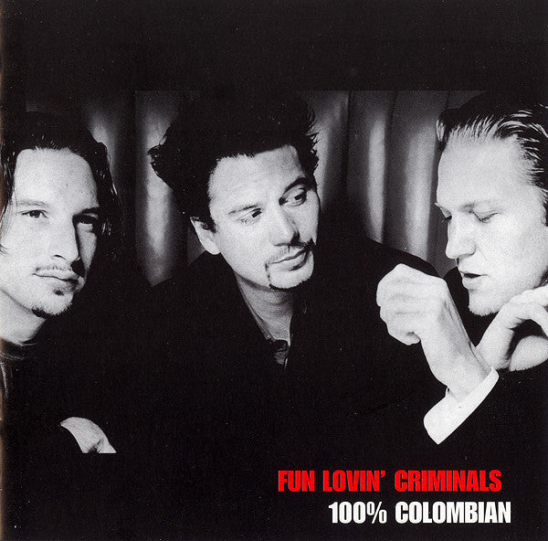Fun Lovin' Criminals - 100% Colombian (CD, Album) - USED