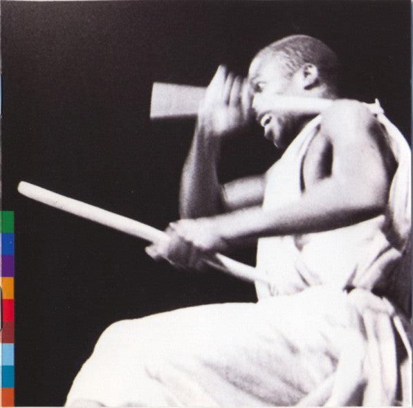 The Drummers Of Burundi - Live At Real World (CD, Album) - USED