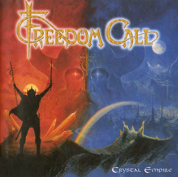 Freedom Call - Crystal Empire (CD, Album) - USED