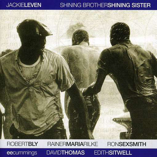 Jackie Leven - Shining Brother Shining Sister (CD, Album) - USED