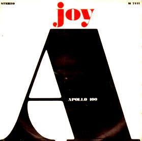 "Apollo 100 - Joy (7"") - USED"