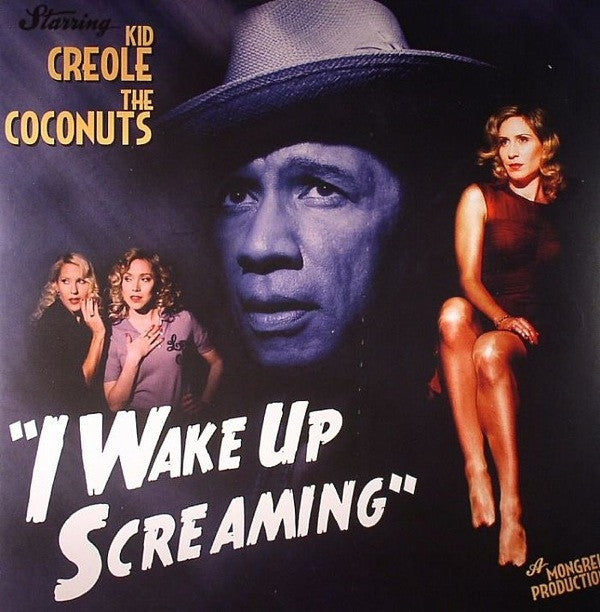 Kid Creole & The Coconuts* - I Wake Up Screaming (2xLP, Album) - NEW