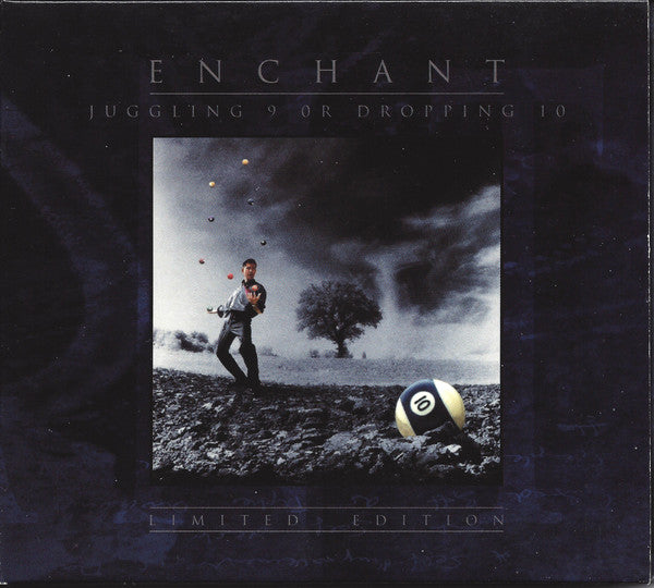 Enchant - Juggling 9 Or Dropping 10 (HDCD, Album, Ltd, Dig) - USED