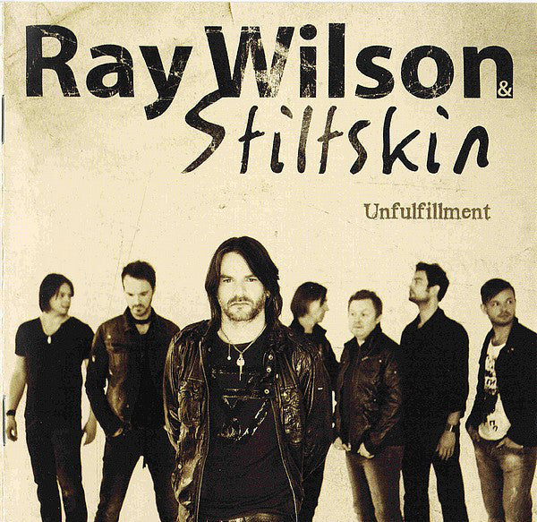 Ray Wilson & Stiltskin - Unfulfillment (CD, Album) - USED