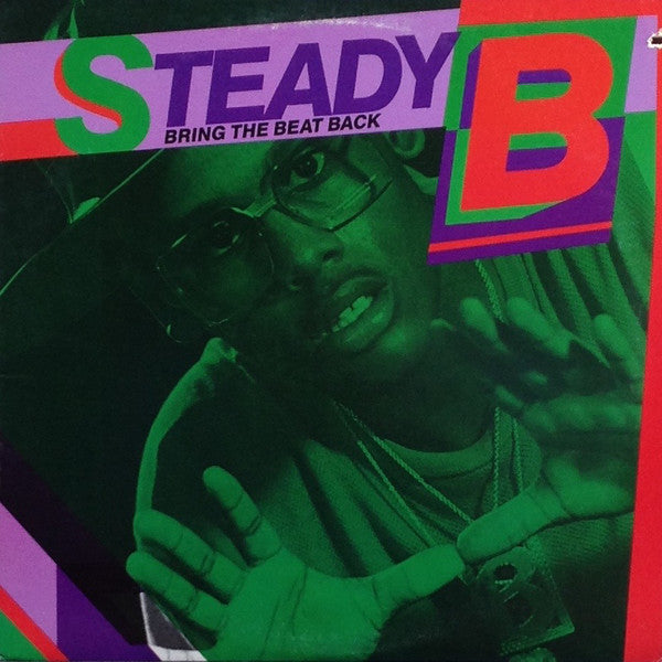 Steady B - Bring The Beat Back (LP, Album) - USED