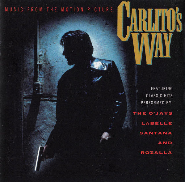 Various - Music From The Motion Picture: Carlito's Way (CD, Comp) - USED