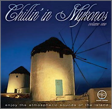 Various - Chillin' In Mykonos Volume One (2xCD, Comp) - USED