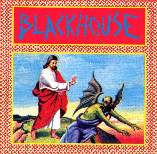Blackhouse - Stairway To The Gospel Word (CD, Album) - USED