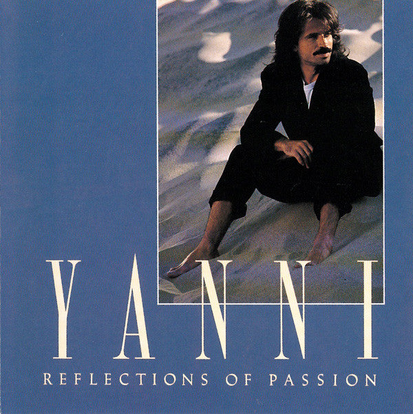 Yanni (2) - Reflections Of Passion (CD, Album, Comp) - USED