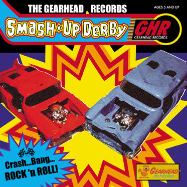 Various - Smash-Up Derby (CD, Comp) - USED